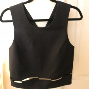 Tibi New York Vest. New with tag